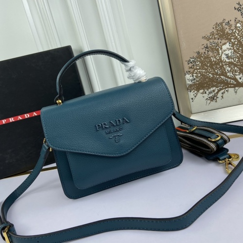 Prada AAA Quality Messeger Bags For Women #865599