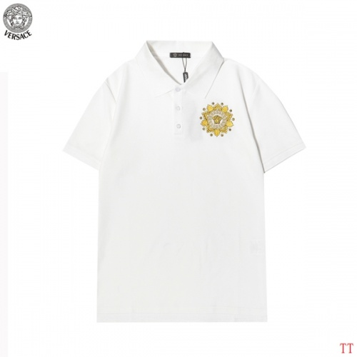 Versace T-Shirts Short Sleeved For Men #865613