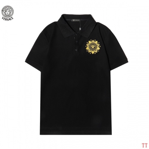 Versace T-Shirts Short Sleeved For Men #865614