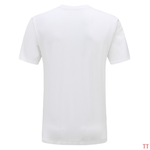 Replica Versace T-Shirts Short Sleeved For Men #865627 $27.00 USD for Wholesale