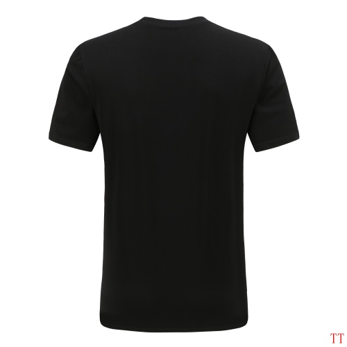Replica Versace T-Shirts Short Sleeved For Men #865629 $27.00 USD for Wholesale