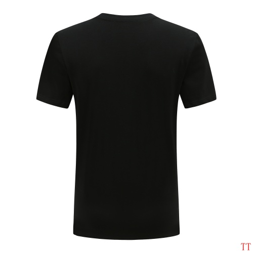 Replica Versace T-Shirts Short Sleeved For Men #865630 $27.00 USD for Wholesale