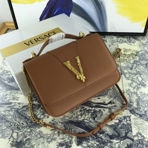 Versace AAA Quality Messenger Bags For Women #865634