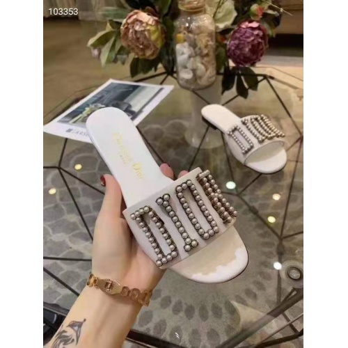 Christian Dior Slippers For Women #865651
