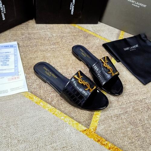 Yves Saint Laurent YSL Slippers For Women #865657