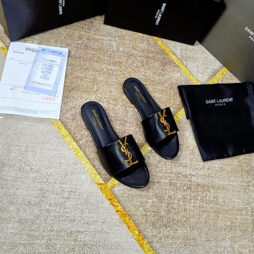 Yves Saint Laurent YSL Slippers For Women #865659