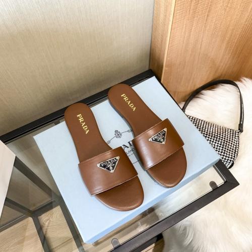 Prada Slippers For Women #865760