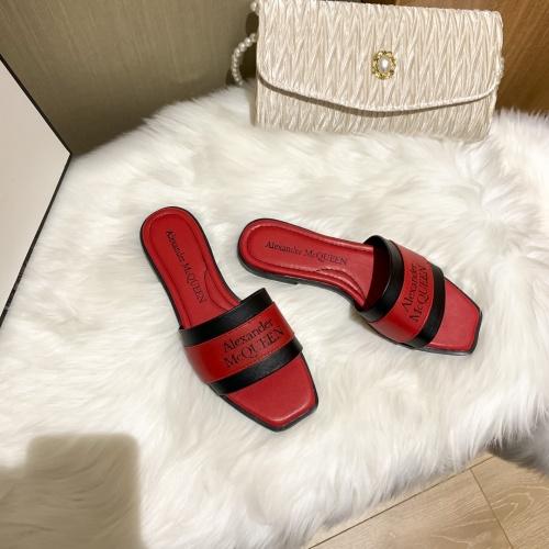 Alexander McQueen Slippers For Women #865769