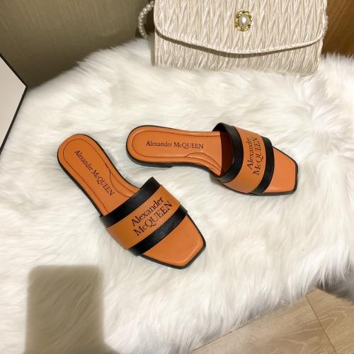 Alexander McQueen Slippers For Women #865776