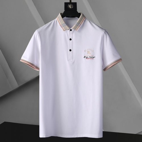 Burberry T-Shirts Short Sleeved For Men #865900