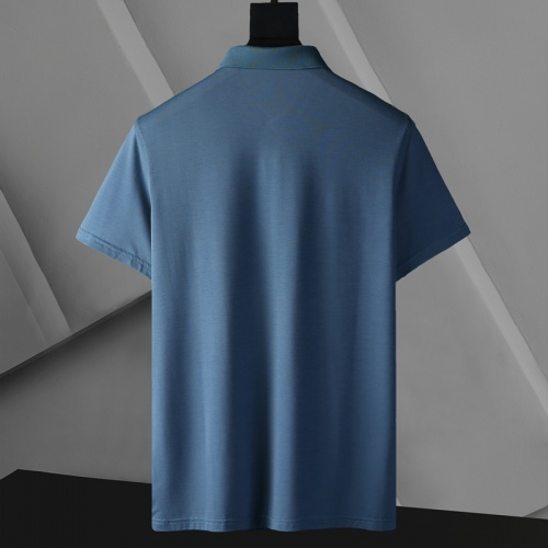 Replica Versace T-Shirts Short Sleeved For Men #865963 $29.00 USD for Wholesale