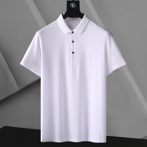 Versace T-Shirts Short Sleeved For Men #865968 $29.00 USD, Wholesale Replica Versace T-Shirts