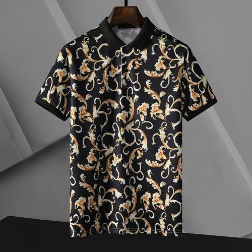 Versace T-Shirts Short Sleeved For Men #865971