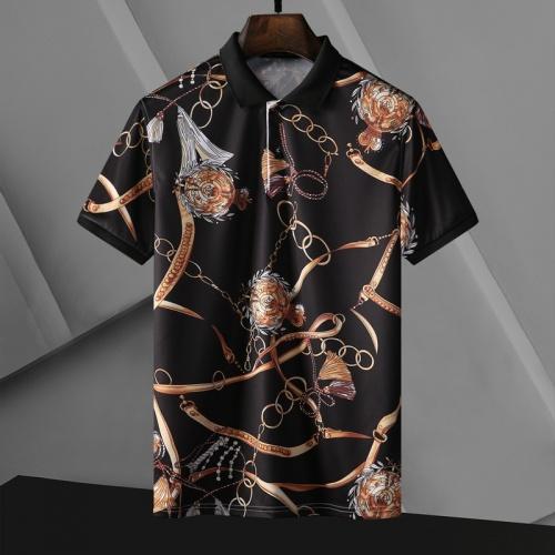 Versace T-Shirts Short Sleeved For Men #865973