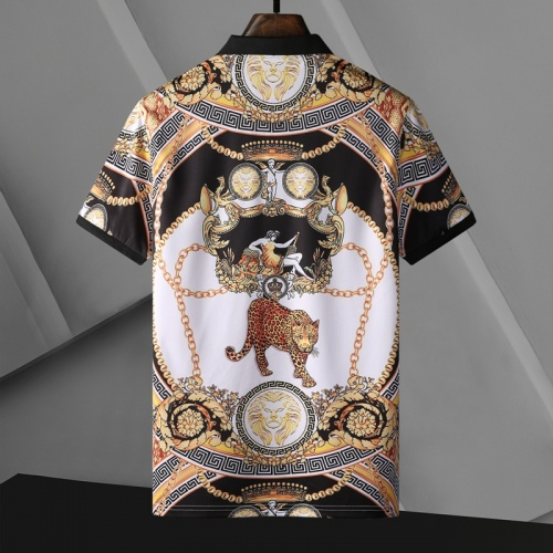 Versace T-Shirts Short Sleeved For Men #865976