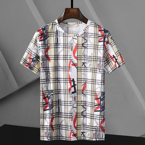 Burberry T-Shirts Short Sleeved For Men #866021