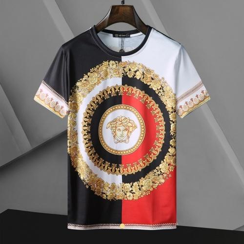 Versace T-Shirts Short Sleeved For Men #866042