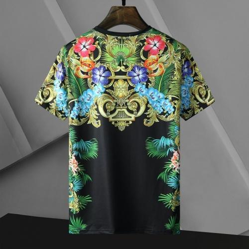 Versace T-Shirts Short Sleeved For Men #866044