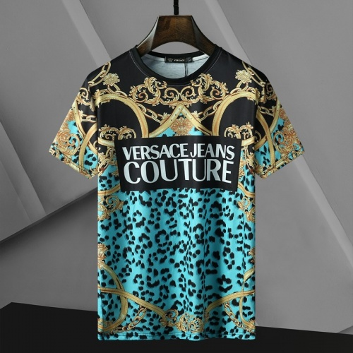 Versace T-Shirts Short Sleeved For Men #866046