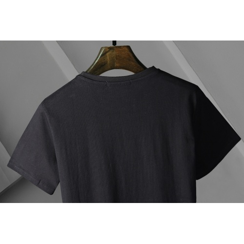 Replica Versace T-Shirts Short Sleeved For Men #866048 $25.00 USD for Wholesale