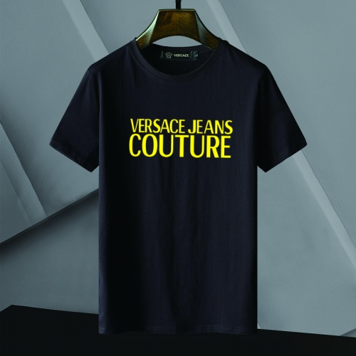 Versace T-Shirts Short Sleeved For Men #866051 $25.00 USD, Wholesale Replica Versace T-Shirts