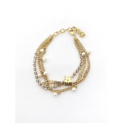 Christian Dior Bracelets #866124 $36.00 USD, Wholesale Replica Christian Dior Bracelets