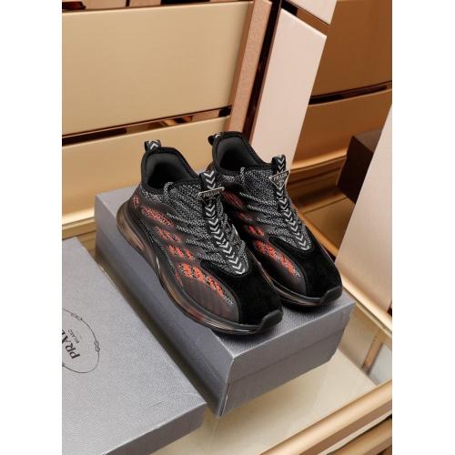 Prada Casual Shoes For Men #866126