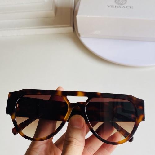 Versace AAA Quality Sunglasses #866295