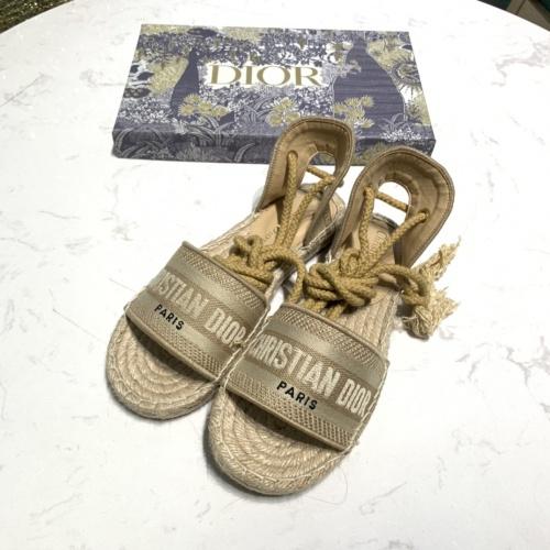Christian Dior Slippers For Women #866307