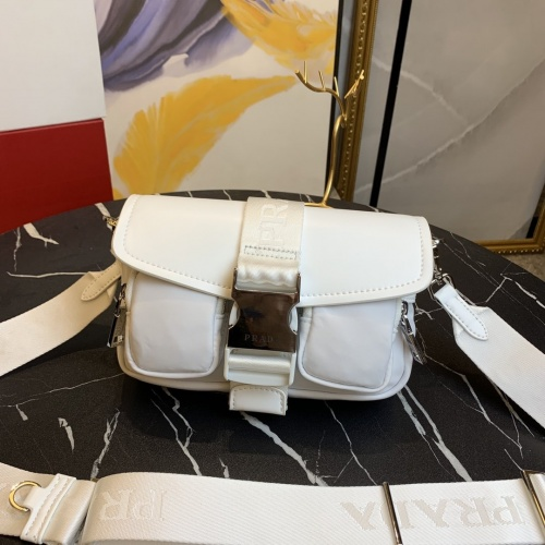 Replica Prada AAA Quality Messeger Bags For Women #866314 $88.00 USD for Wholesale