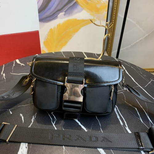 Replica Prada AAA Quality Messeger Bags For Women #866315 $88.00 USD for Wholesale