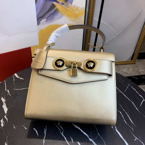 Replica Versace AAA Quality Handbags For Women #866332 $145.00 USD for Wholesale