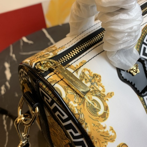Replica Versace AAA Quality Handbags For Women #866335 $112.00 USD for Wholesale