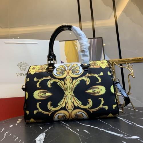 Replica Versace AAA Quality Handbags For Women #866336 $112.00 USD for Wholesale