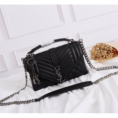 Yves Saint Laurent YSL AAA Messenger Bags For Women #866518