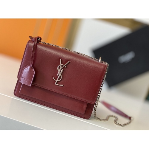 Yves Saint Laurent YSL AAA Messenger Bags For Women #866527