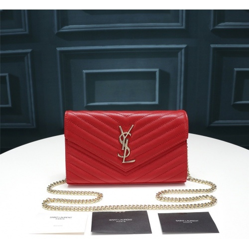 Yves Saint Laurent YSL AAA Messenger Bags For Women #866533