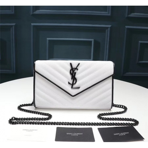 Yves Saint Laurent YSL AAA Messenger Bags For Women #866536