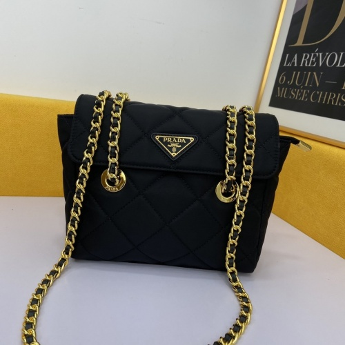 Prada AAA Quality Messeger Bags For Women #866545