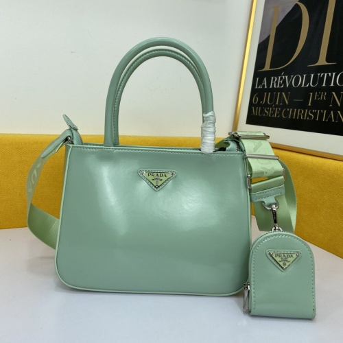 Prada AAA Quality Messeger Bags For Women #866547