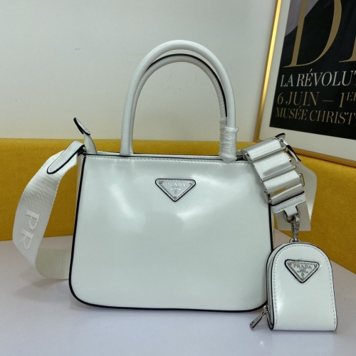 Prada AAA Quality Messeger Bags For Women #866548 $92.00 USD, Wholesale Replica Prada AAA Quality Messeger Bags