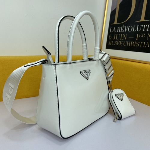 Replica Prada AAA Quality Messeger Bags For Women #866548 $92.00 USD for Wholesale