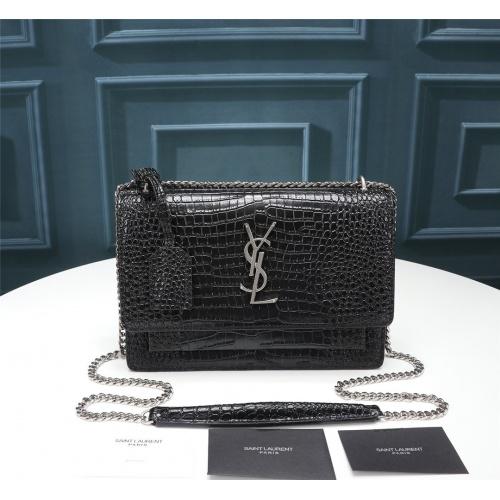 Yves Saint Laurent YSL AAA Messenger Bags For Women #866588