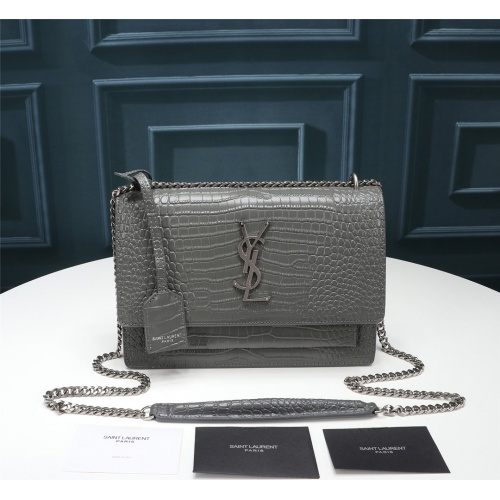 Yves Saint Laurent YSL AAA Messenger Bags For Women #866589