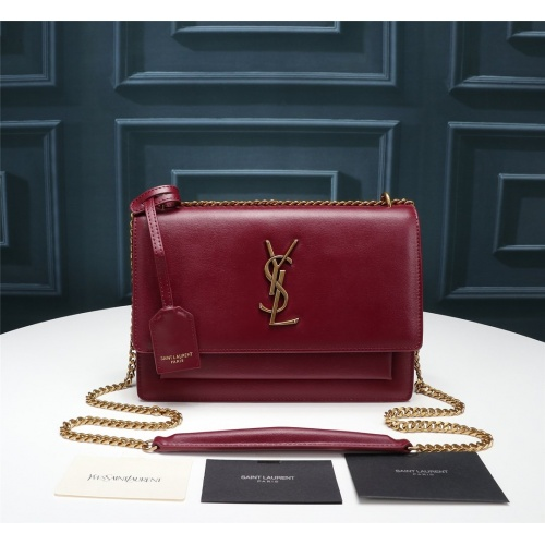 Yves Saint Laurent YSL AAA Messenger Bags For Women #866591