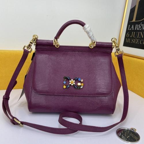 Dolce & Gabbana D&G AAA Quality Messenger Bags For Women #866606