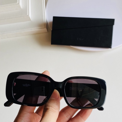 Christian Dior AAA Quality Sunglasses #866615