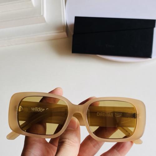 Christian Dior AAA Quality Sunglasses #866617
