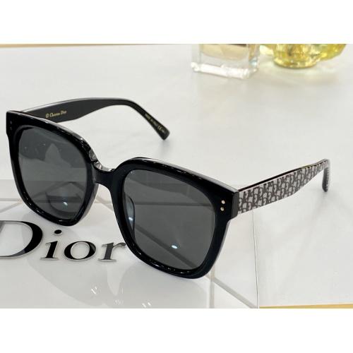 Christian Dior AAA Quality Sunglasses #866642