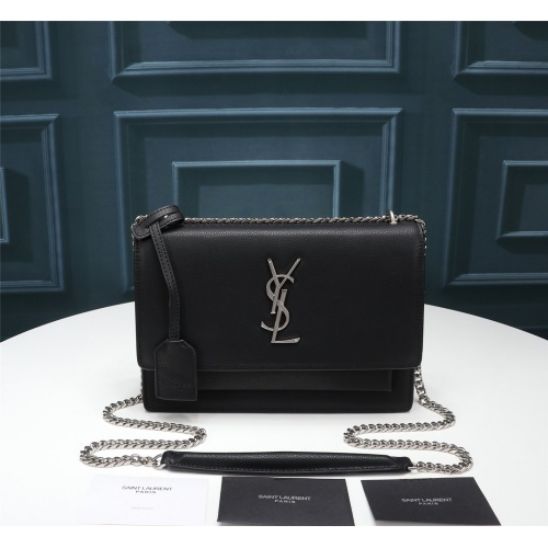Yves Saint Laurent YSL AAA Messenger Bags For Women #866654